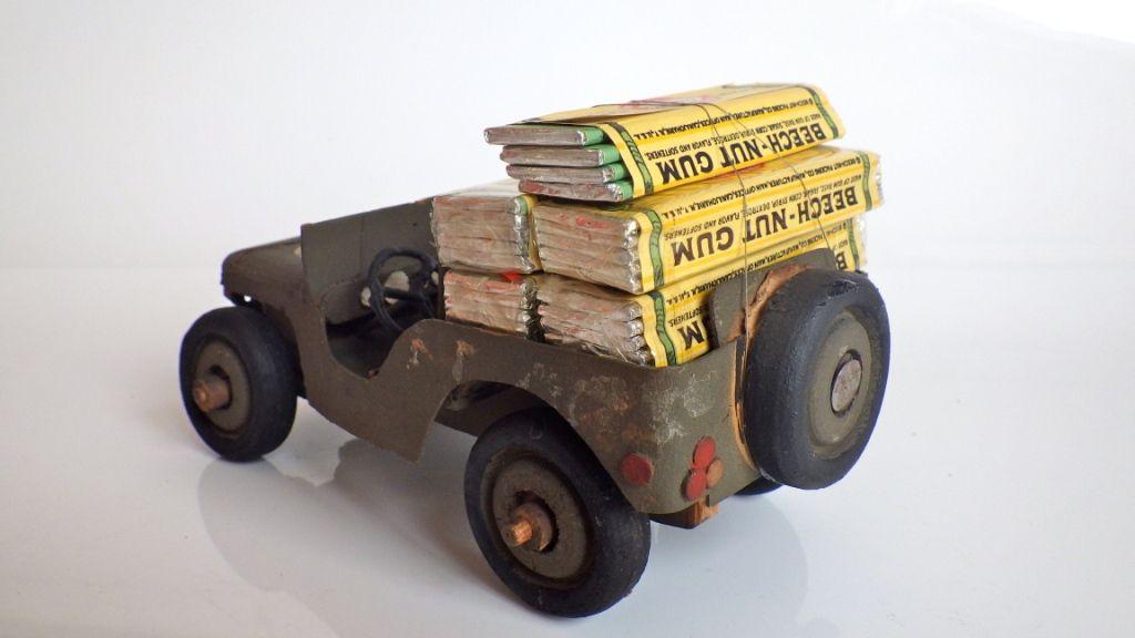 Jeep &quot&#x3B;Baden Baden&quot&#x3B; (par Jérôme Hadacek)