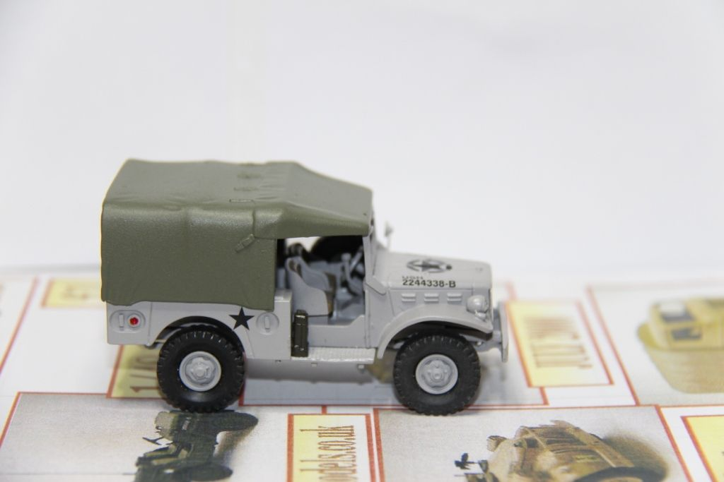 Dodge WC 51 au 1/48 (Hart Smith pour Angego)