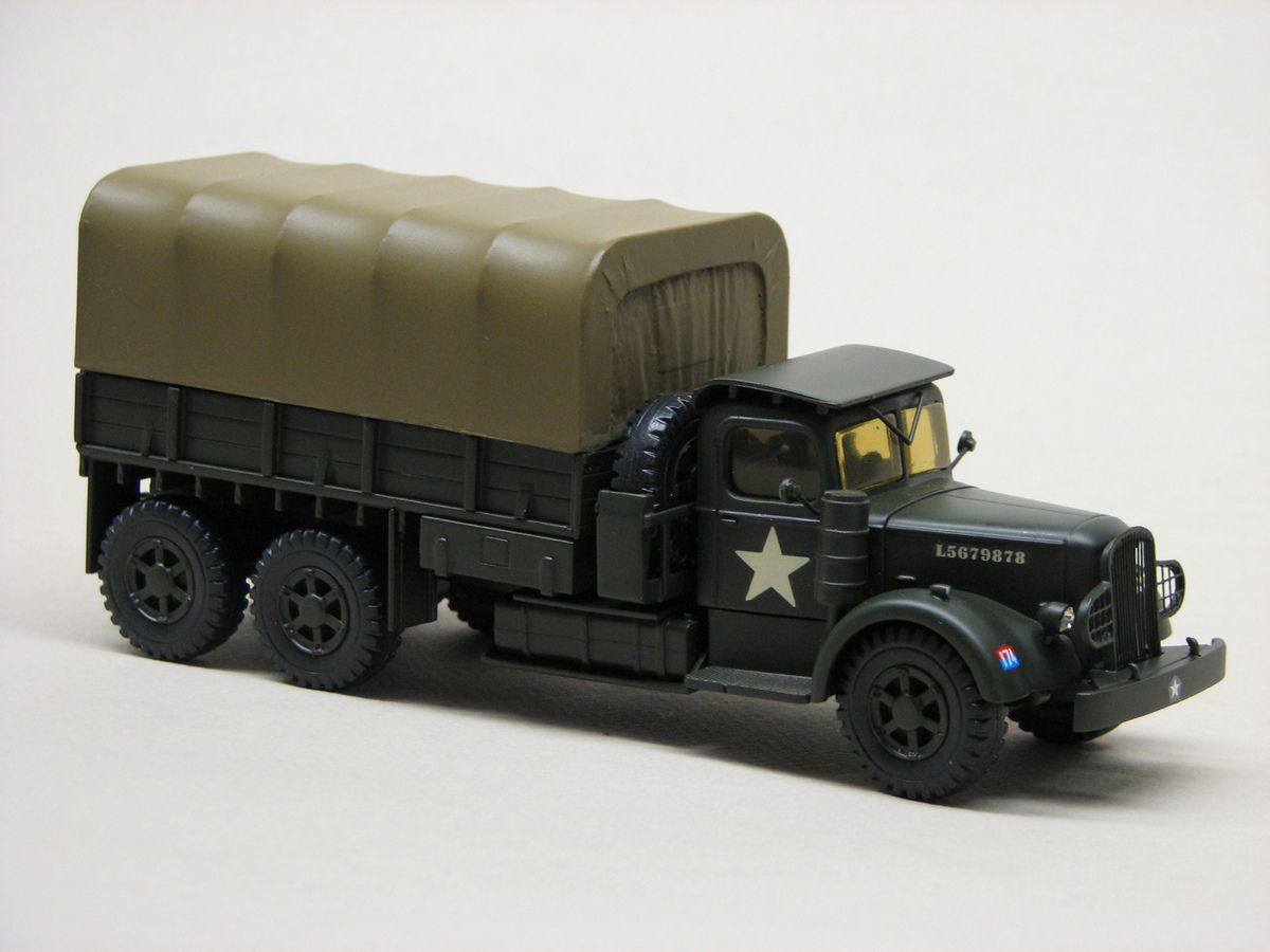 MACK NR au 1/48ème (Minitrucks et Smith)