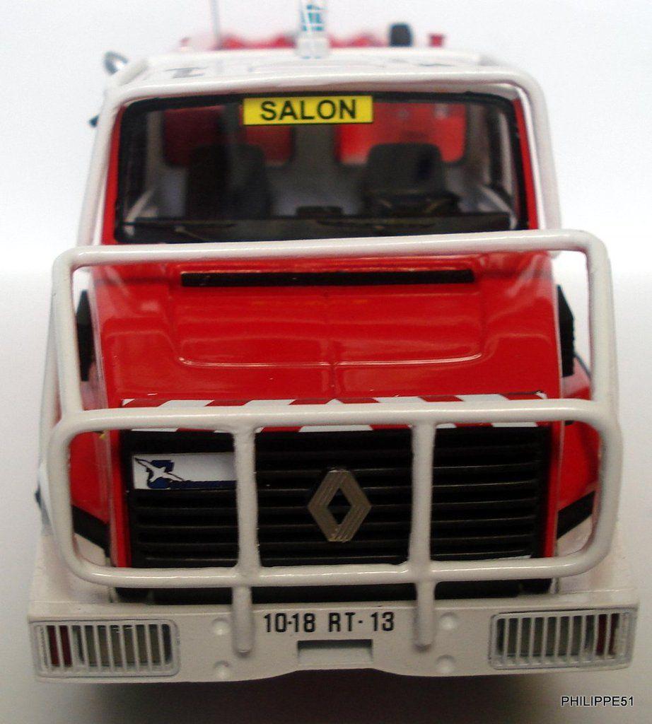 Renault CBH 350 CCFS 10000 litres au 1/43 (Alerte)