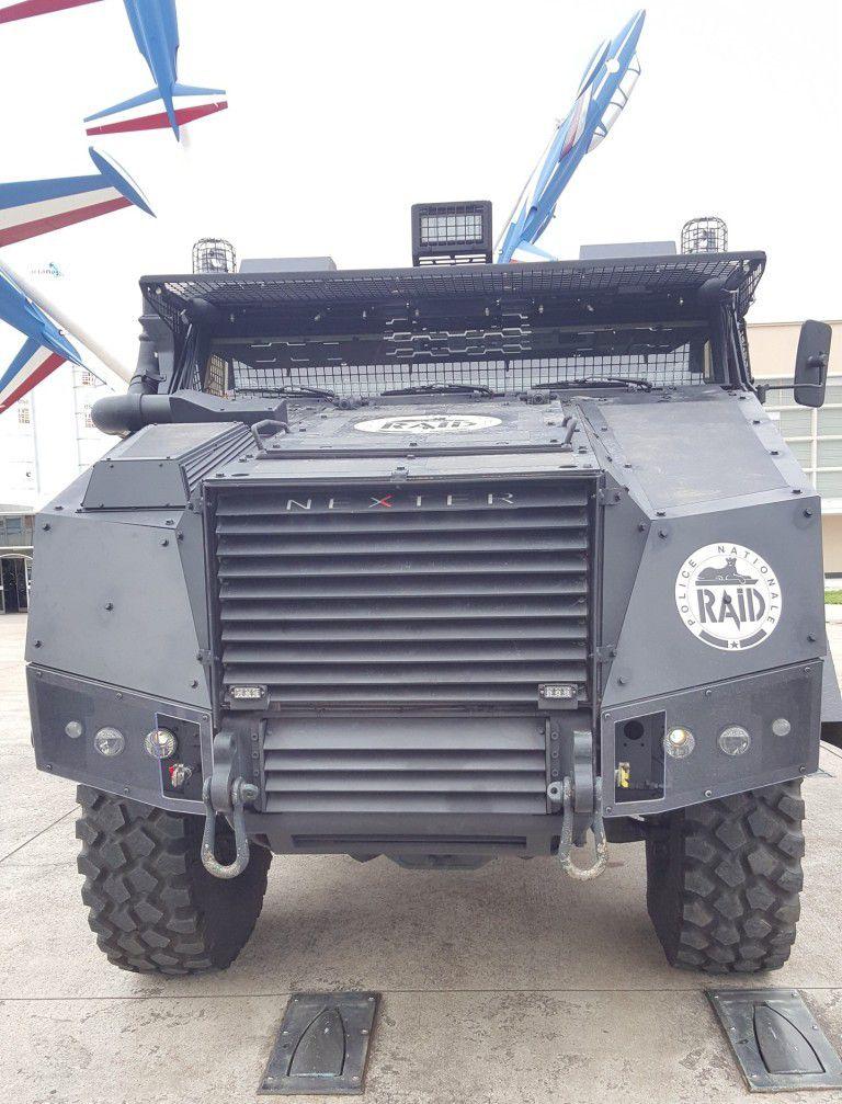 Matériels et véhicules : TITUS® de NEXTER , le véhicule 6x6 blindé polyvalent du XXIème siècle