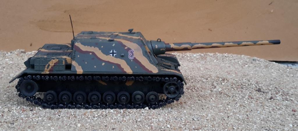 Les Panzer IV de Bob et Dominique