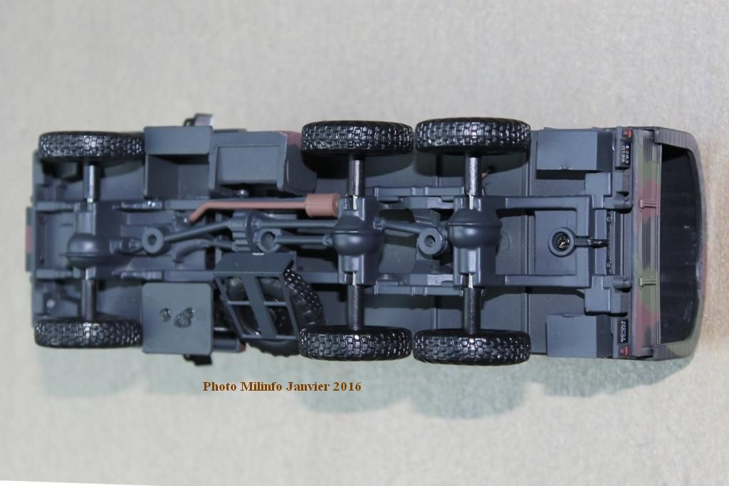 Berliet GBC 8 KT au 1/43 (Direkt Collections/Ixo)
