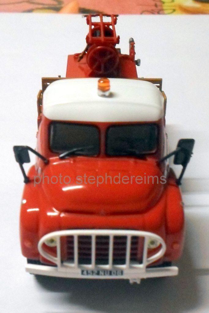 CCFF moyen Guinard Citroën 23.50 4x4  (Hachette/Ixo)