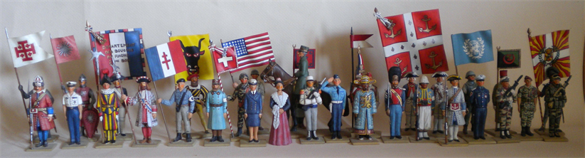Les figurines JPF (Jean-Pierre Feigly)