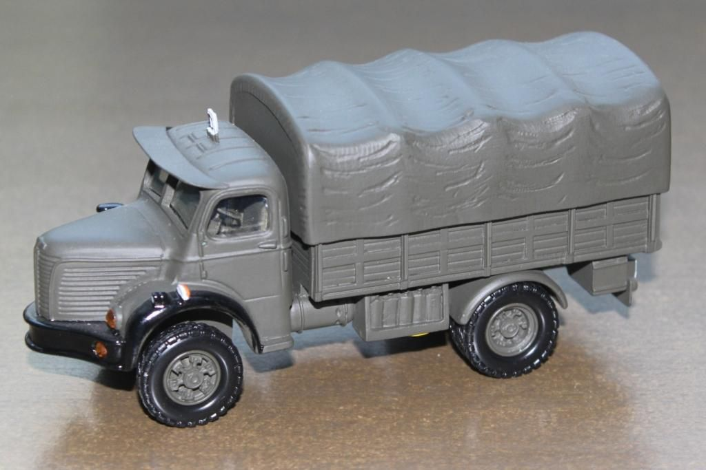 Collector : Berliet GLC 8 bâché armée de l'air (Parade)