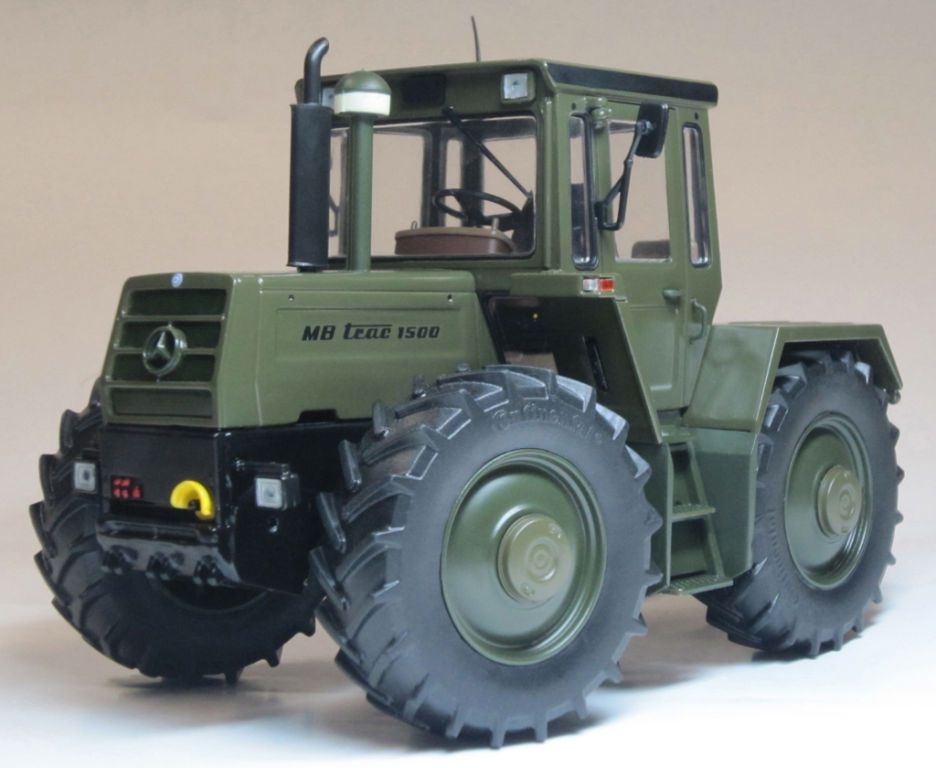 Tracteur Mercedes-Benz MB-Trac 1500 au 1/32 (Weise-Toys)