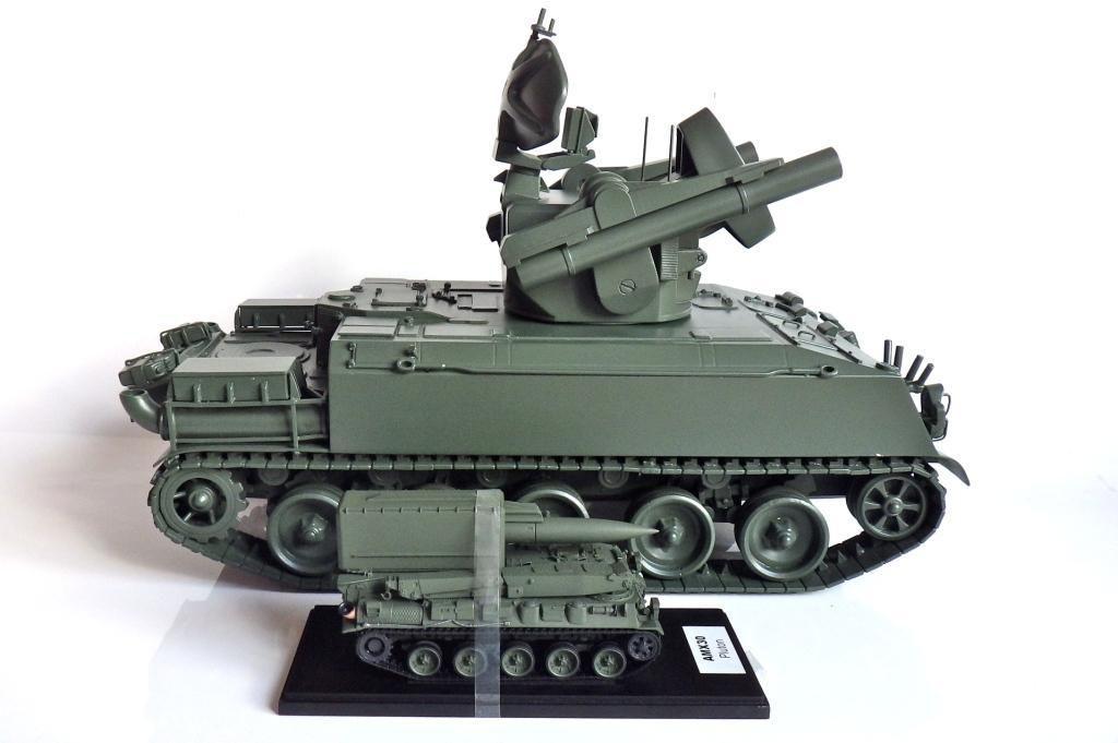 Collector : AMX 30 ROLAND au 1/20 (par Jérôme Hadacek)