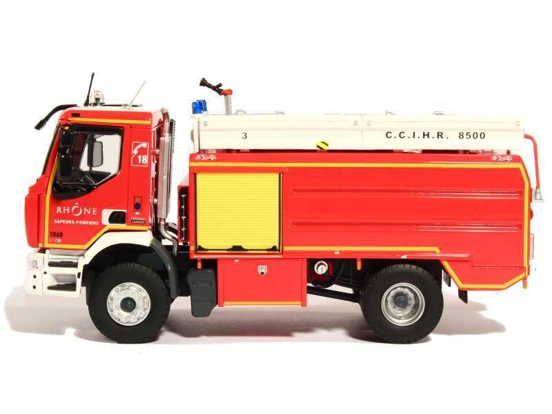Renault Premium Lander CCIHR 8500 Gallin au 1/43 (Eligor)