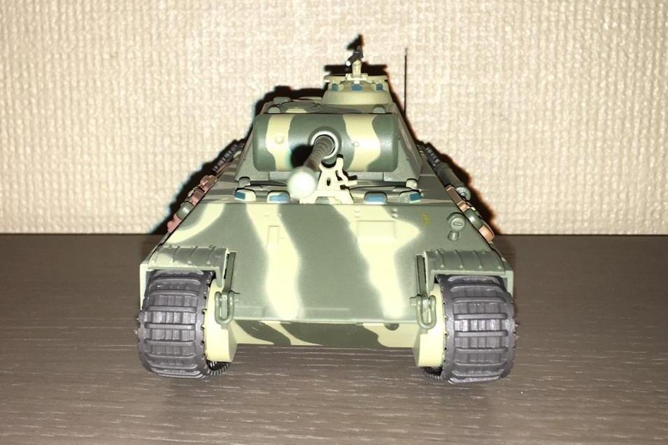 Char Panther au 1/43 (Altaya/Ixo)