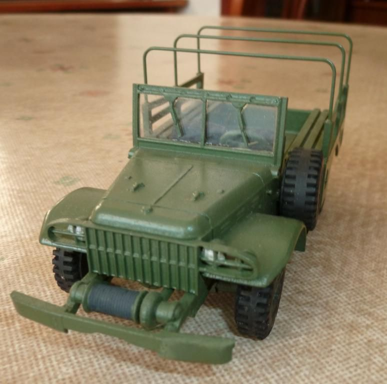 Dodge WC 52 au 1/43 (Moscow Models)