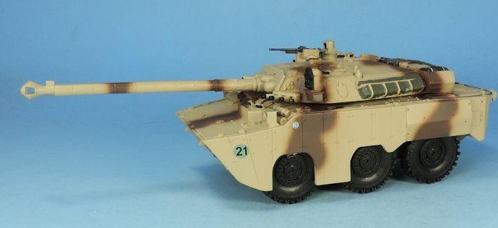 AMX 10 RCR et SEPAR au 1/48 (Master Fighter)