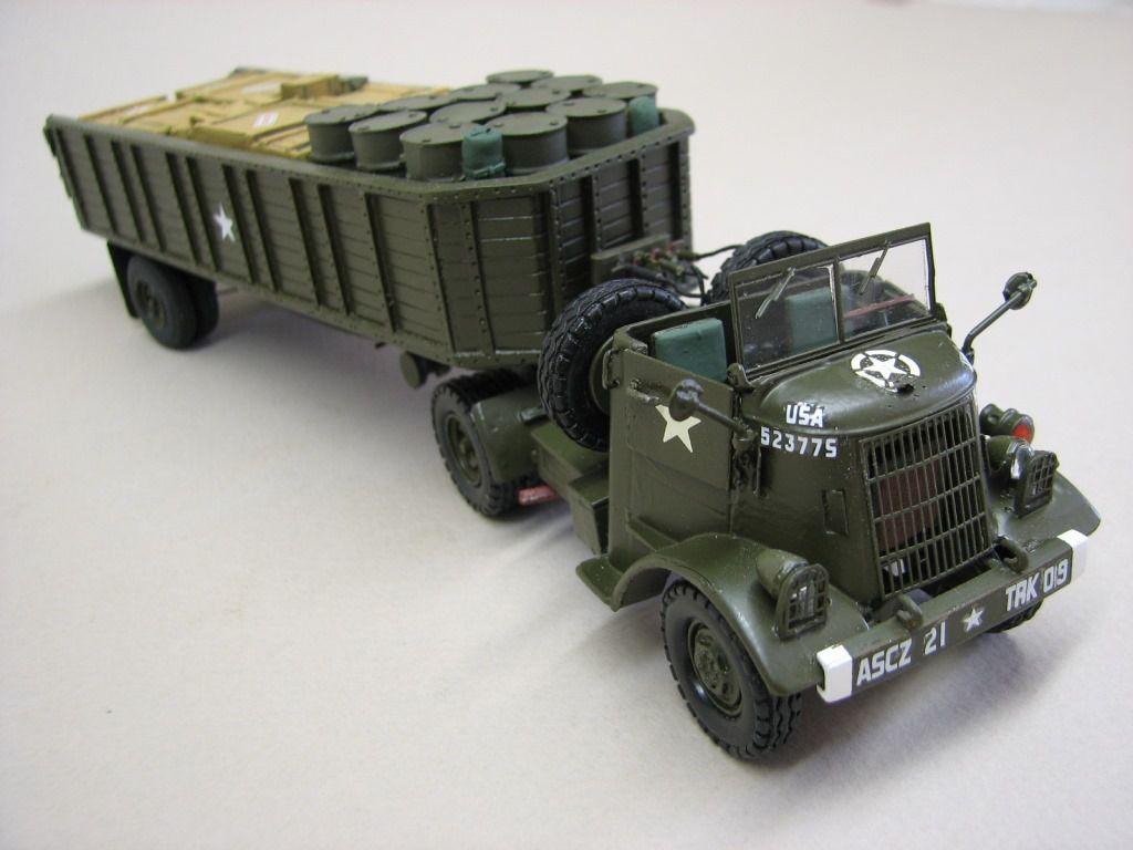 Tracteur Fédéral et tracteur Autocar (par Robert B.)