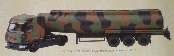 Des miniatures militaires et de Police pour RTD par Eligor...