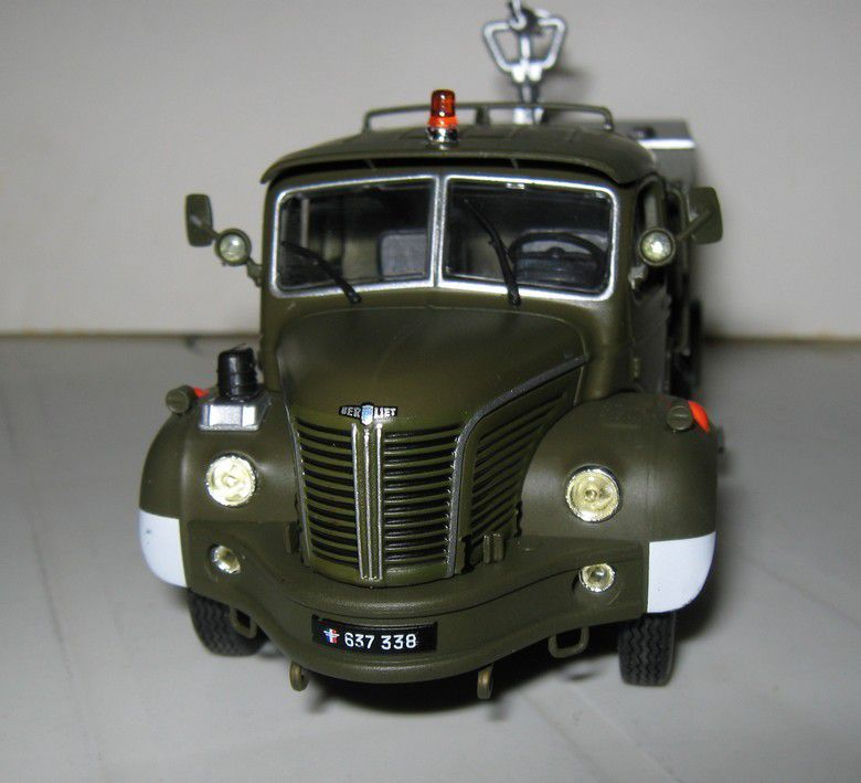 Berliet GLC VMA 28 au 1/43 (Direkt Collections)