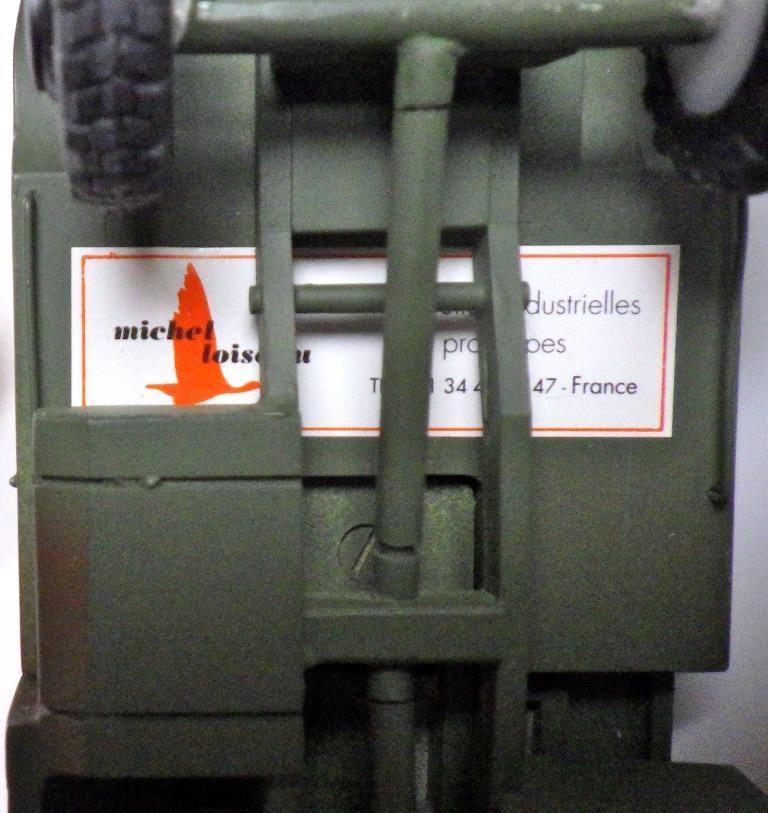 Collector : prototype du CAESAR au 1/50ème (production Michel Loiseau)