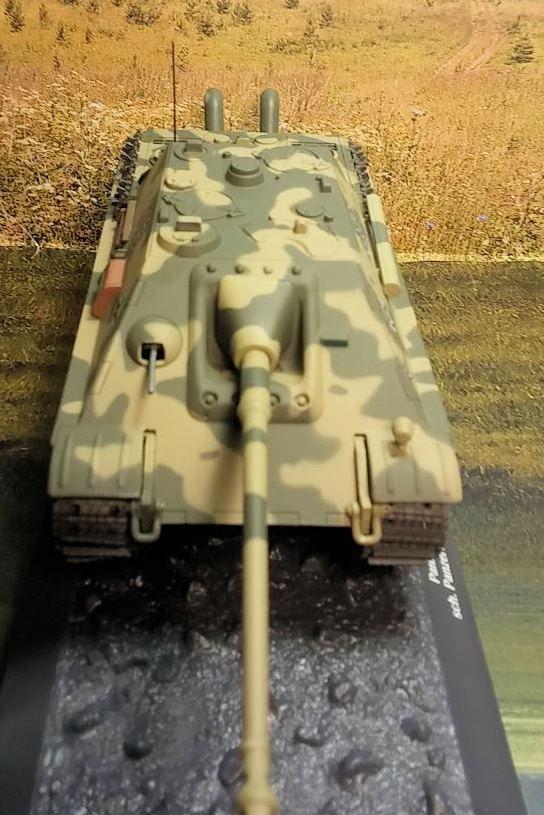Jagdpanther V au 1/43 (Altaya/Ixo)