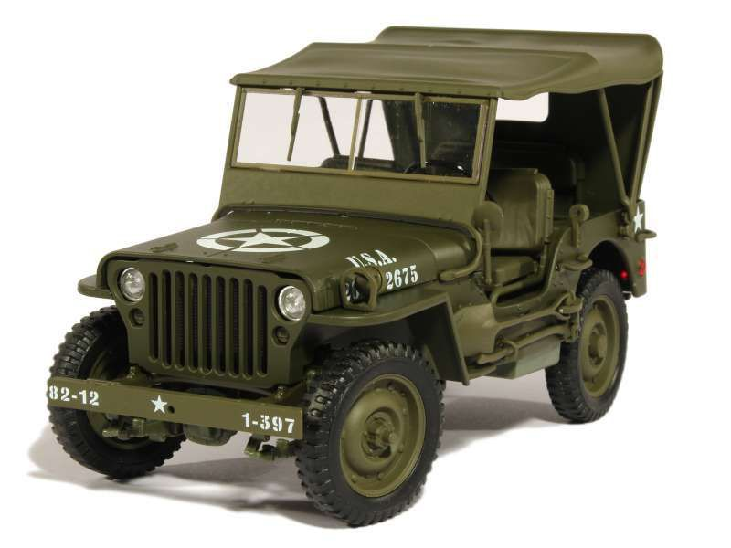 jeep willys 1 4 ton au 1 18 welly. Black Bedroom Furniture Sets. Home Design Ideas