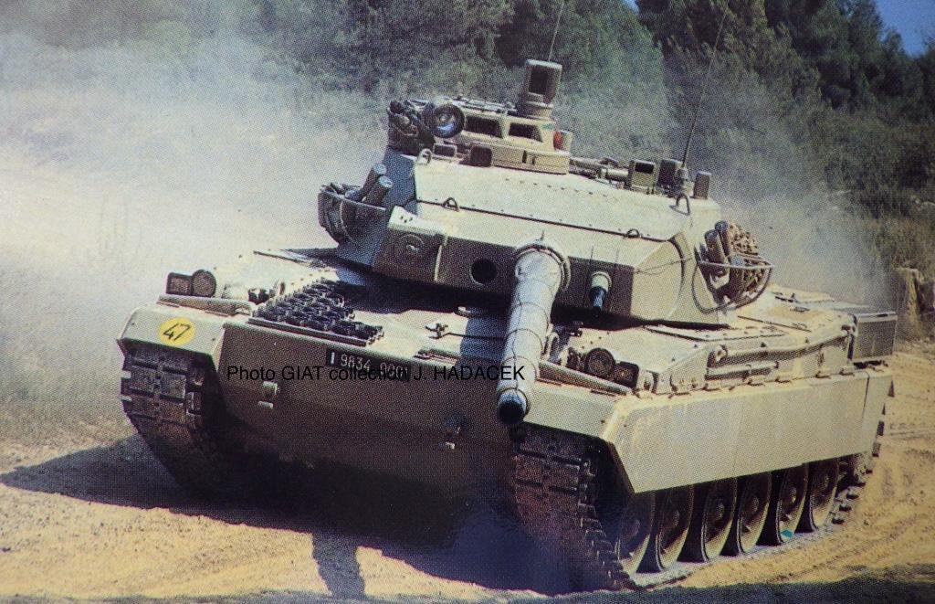 De l'AMX-30 au Leclerc : une longue épopée... (par Jérôme Hadacek)