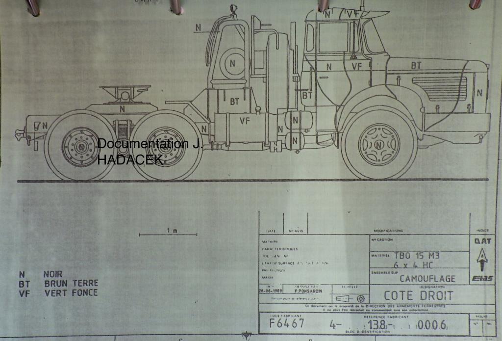 Le Berliet TBO 15 M3 HC s'expose (par Robert B.)