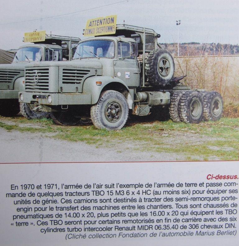 Berliet TBO 15M et grue Ruston Bucyrus au 1/50 (par Florent Vasseur)