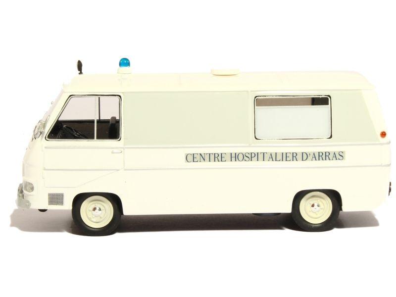Citroën Currus CH 14 ambulance au 1:43 (Perfex)
