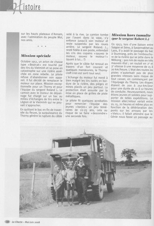 Camion Thornicroft Nubian au 1:50 (par Yves)