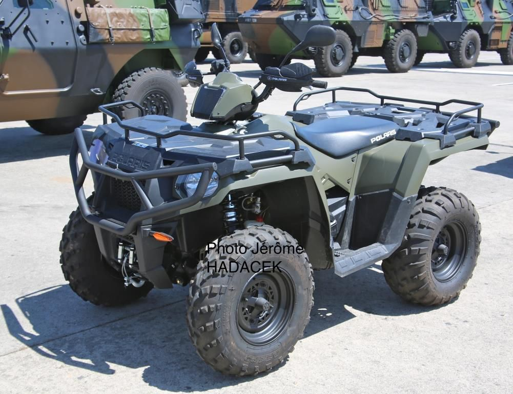 Quad Polaris Sportsman 570 EPS FOREST