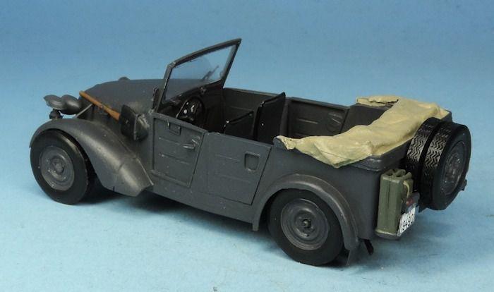 Tatra 57K au 1/48 (Plus Model)