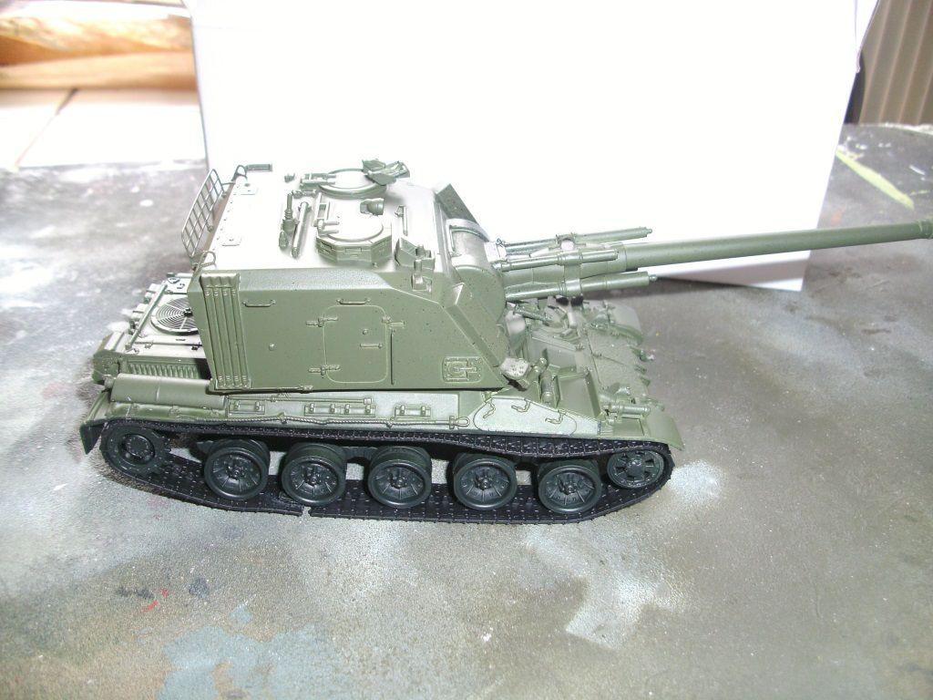 Les AMX-30 au 1/48 (Master Fighter) de Jean-François