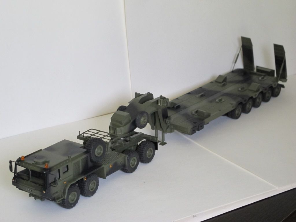 Porte-char Unipower au 1/48 (Smith &amp&#x3B; ASAM)
