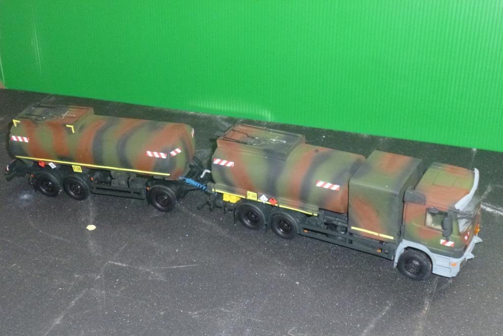 Train routier avitailleur Desautel au 1/48 (Master Fighter)