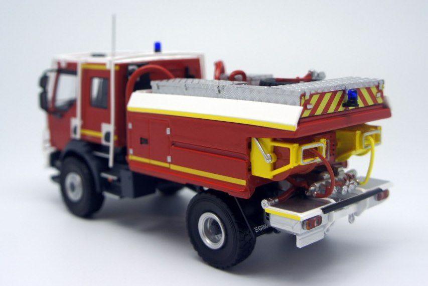 Renault Midlum CCFM équipement GIMAEX au 1/43 (Eligor)