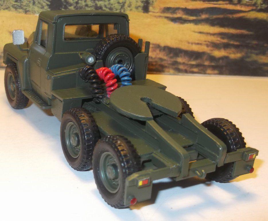 Grâce aux passionnés, les miniatures militaires Solido -bien que n'étant plus produites - continuent à vivre !