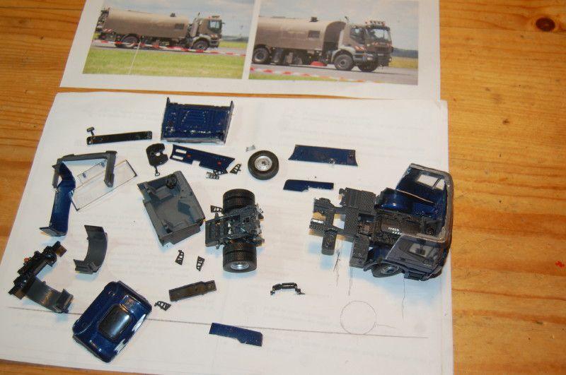 Modif : aspiratrice Eurovoirie sur Iveco Tracker (par Yves P.)
