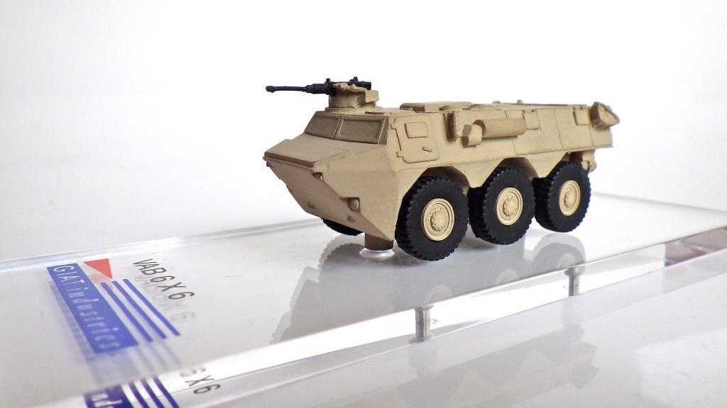Char Leclerc, AMX-10 RC et VAB au 1:87 (ITA) - Article complété