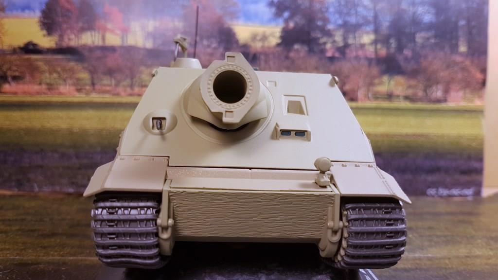 Sturmmorserwagen Sturmtiger (38 CM) au 1/43 (Altaya/Hachette)