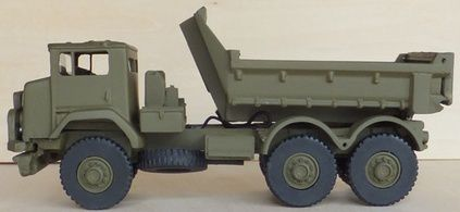 Camions International au 1/43 (Rob's classic models)