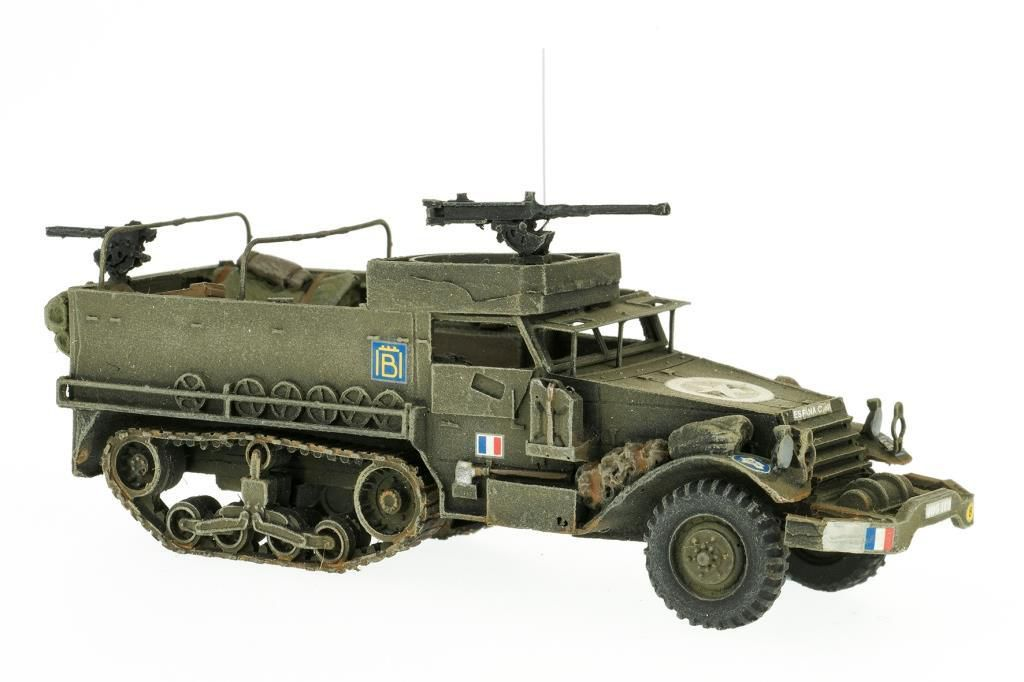 Half-Track M5A1