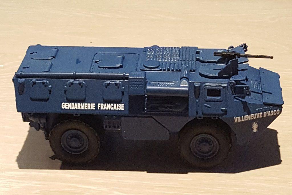 Nouveautés : planche de décals VAB Gendarmerie Liban (Tochoutchou.fr)