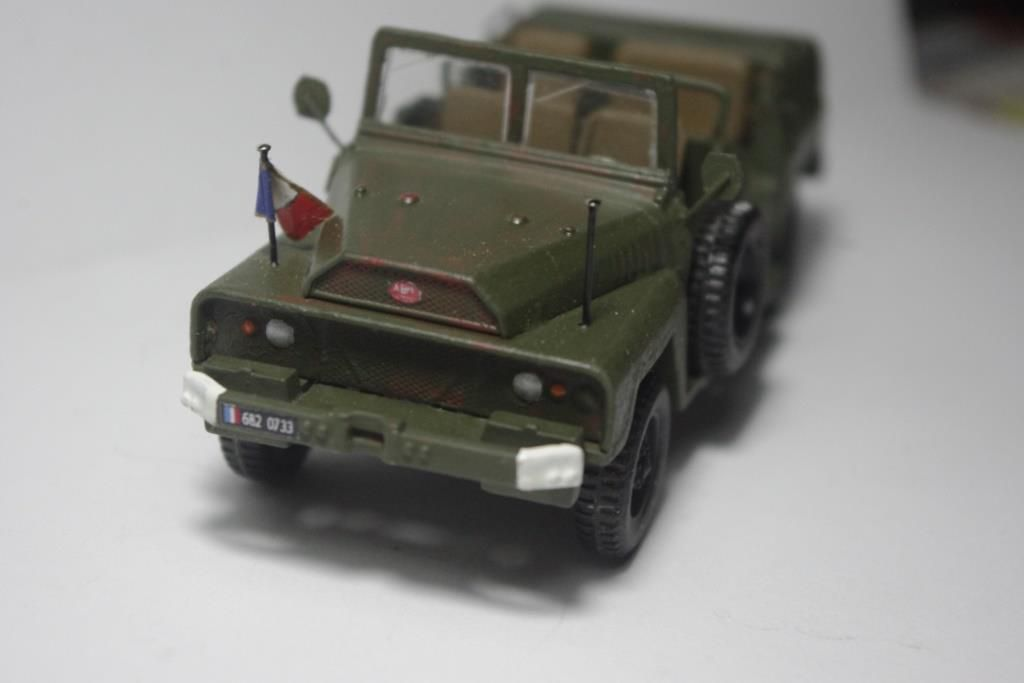 Modif : ACMAT VLRA Command-car au 1:50 sur base Solido (par Jean-Pierre B.)