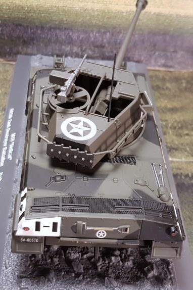 M18 Hellcat Gun Motor Carriage au 1/43 (Altaya/Ixo)