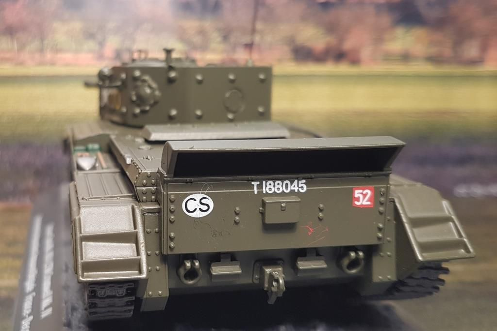 Cromwell MK. IV au 1/43 (Alatay/Ixo)