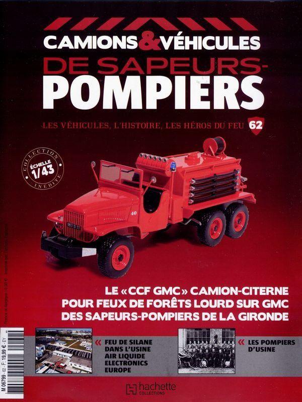 GMC CCKW 353 CCF au 1/43 (Hachette/Ixo)