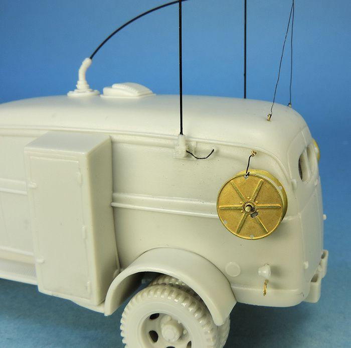Chevrolet G7105 (K51) Panel de 1942 au 1/48 (Gaso.Line)