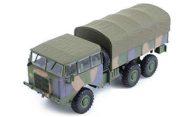 La photo du prototype interpelle car le camouflage de ressemble à rien de connu...
