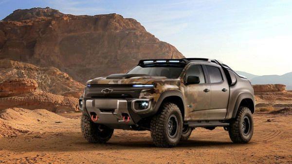 Véhicule&amp&#x3B;matéreisl : l'US Army va tester un pick-up « furtif »