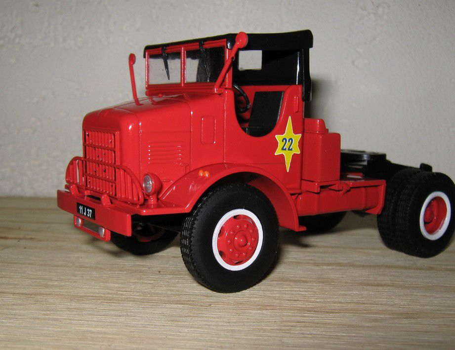 Tracteur Marmon M 426 au 1/43 (Direkt-Collections)