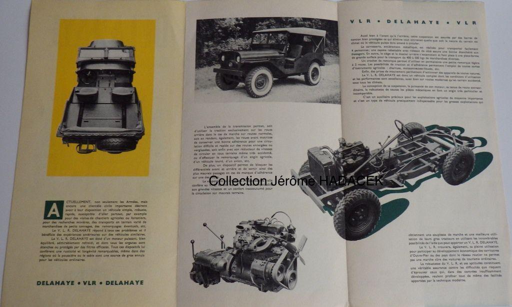 Delahaye VLR au 1/43ème (Direkt Collections/Altaya)