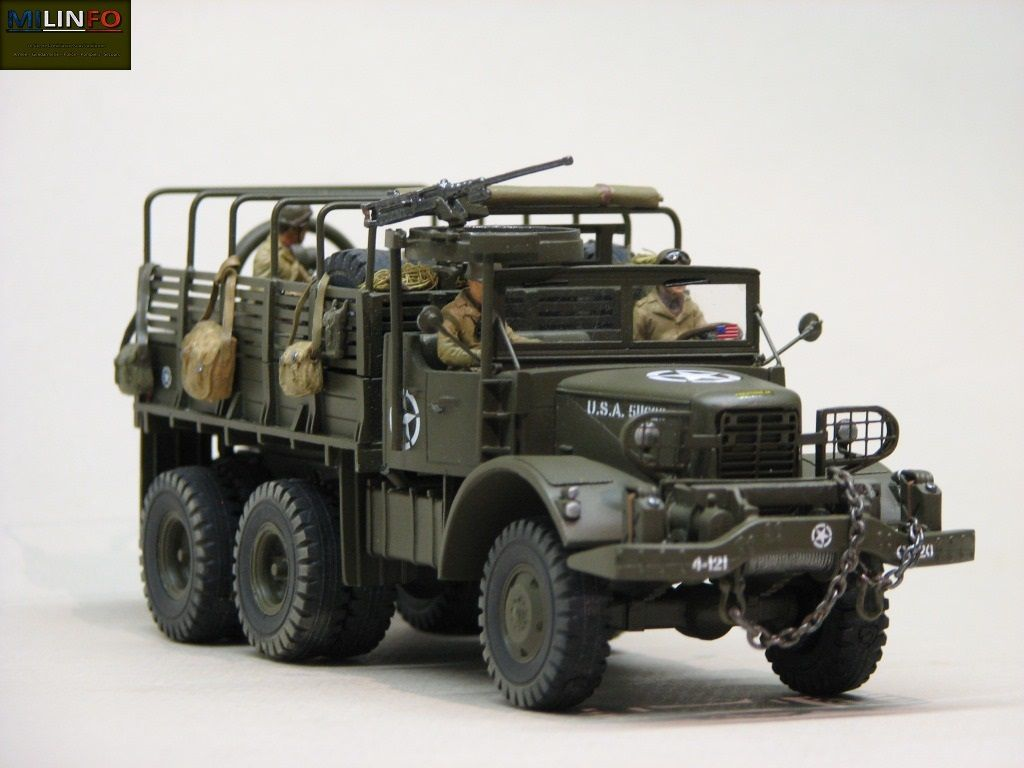 MACK NO au 1/48 de chez Angego (par Robert B.)